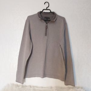 Banana Republic mock neck knit sweatshirt sweater